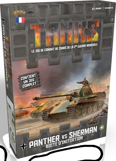 Tanks : jeu au tour par tour sur table 510811