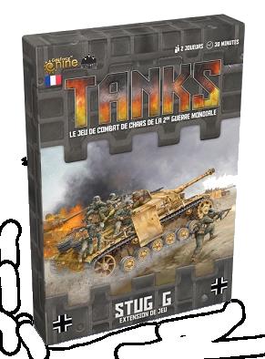Tanks : jeu au tour par tour sur table 511211