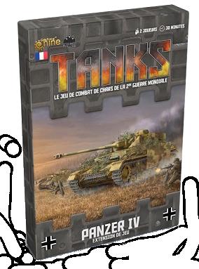 Tanks : jeu au tour par tour sur table 511511