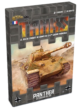 Tanks : jeu au tour par tour sur table 512510