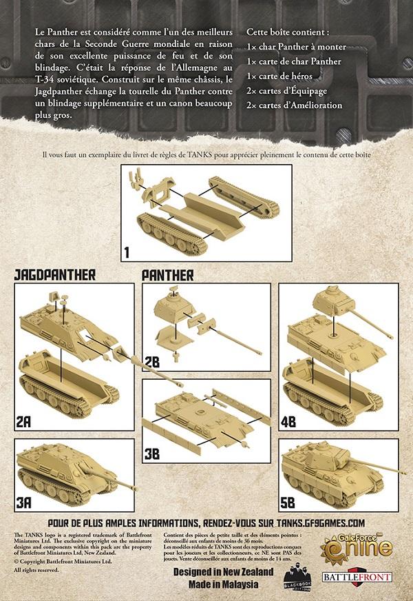 Revue : Tanks : jeu au tour par tour sur table 512711