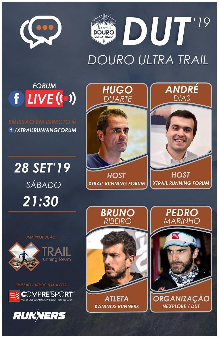 [Antevisão] Douro Ultra Trail #DUT Banner10