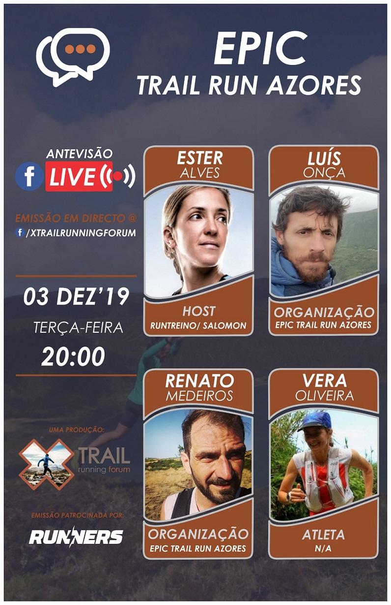 [Antevisão] Epic Trail Run Azores Banner12