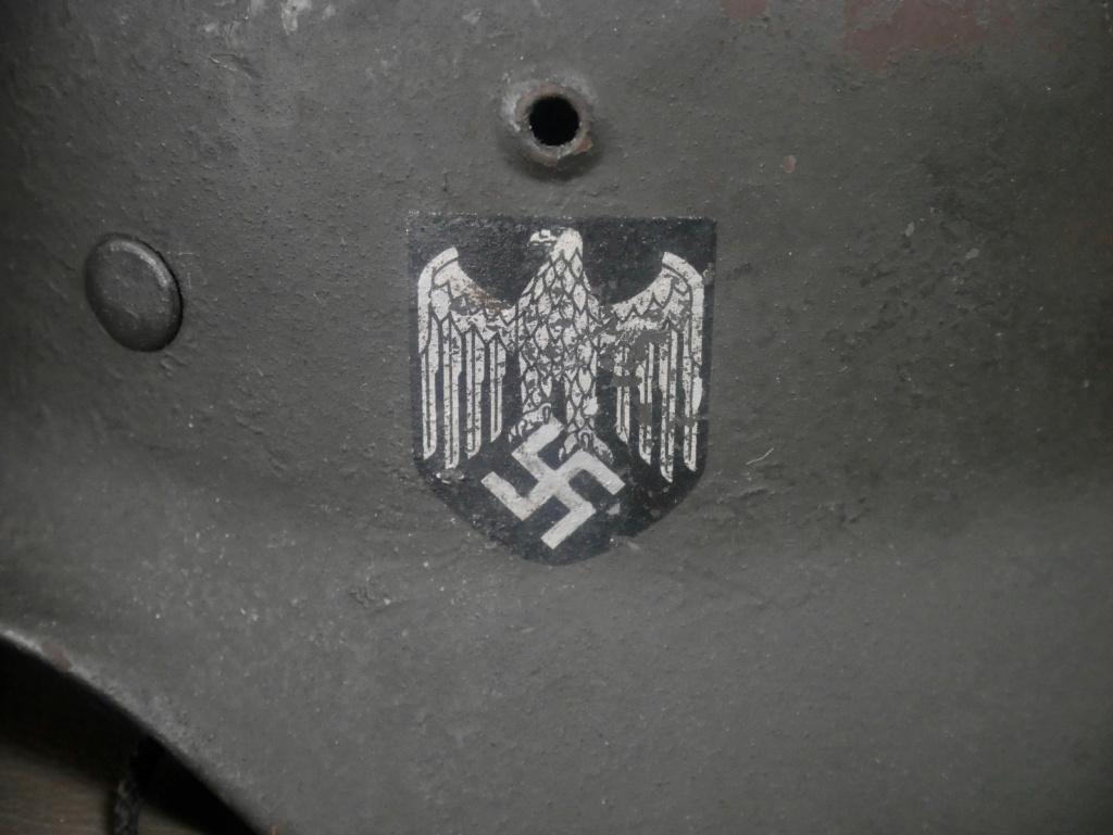 Casque allemand ww2 repro? Whatsa14
