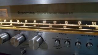 Kenwood  ks 4000 stereo receiver 20181111