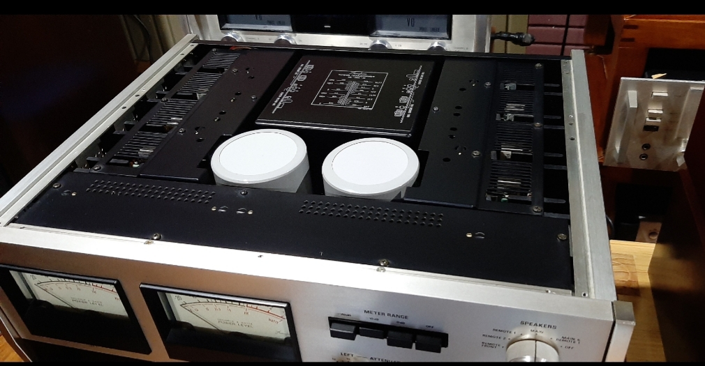 Accuphase c200x & p300s 20201015