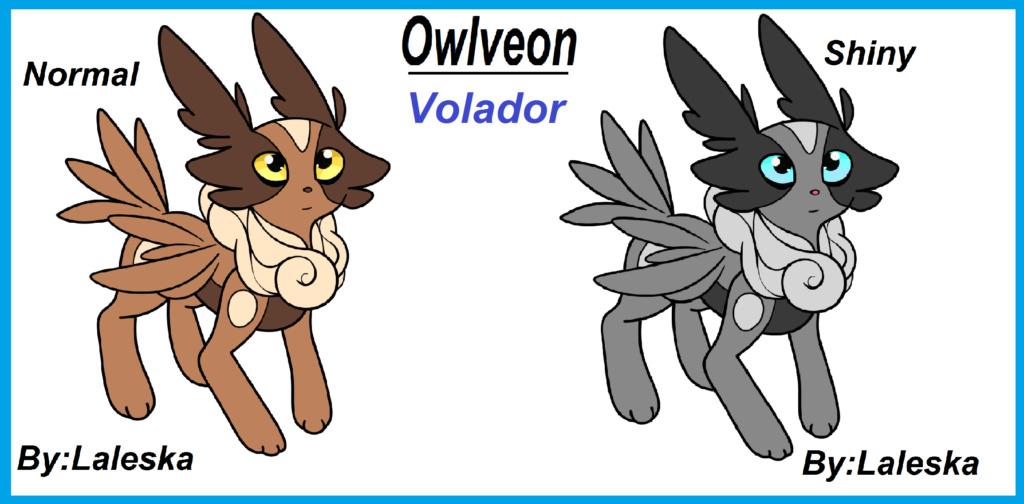 Concurso: ¡Eeveevoluciona!  Owlveo11