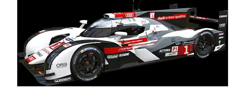 Les 24H du Mans - 10% Audi_r11