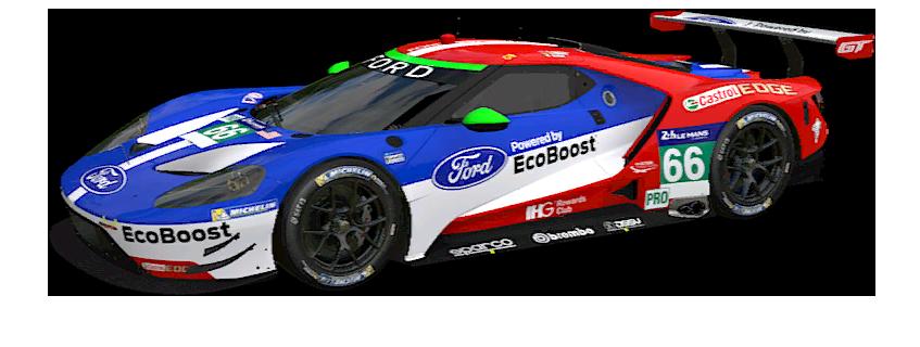 Les 24H du Mans - 10% Ford_g10