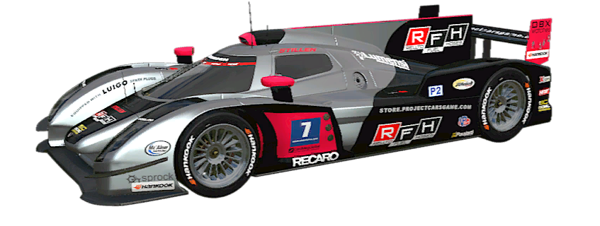 Les 24H du Mans - 10% Marek_10