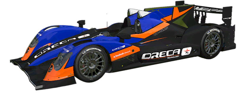 Les 24H du Mans - 10% Oreca_10