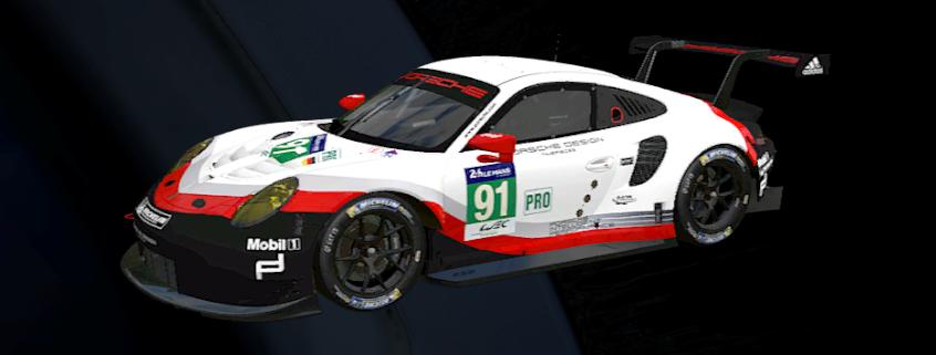 Les 24H du Mans - 10% Porsch10