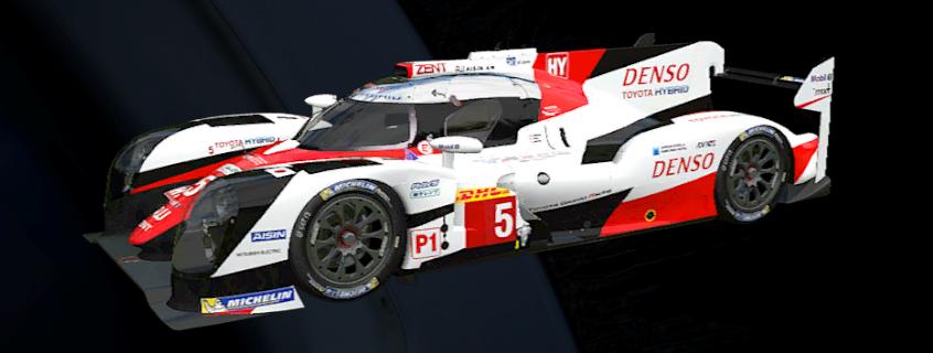 Les 24H du Mans - 10% Toyota11