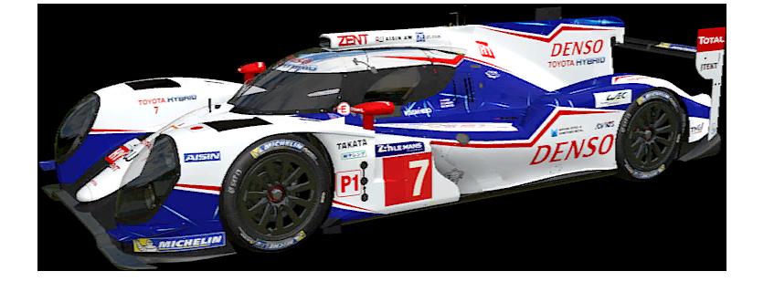 Les 24H du Mans - 10% Toyota12