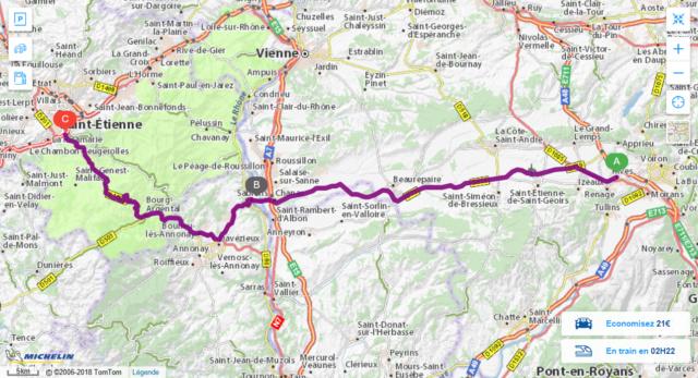 Sorties Auvergne-Rhône-Alpes - Page 2 Trajet12