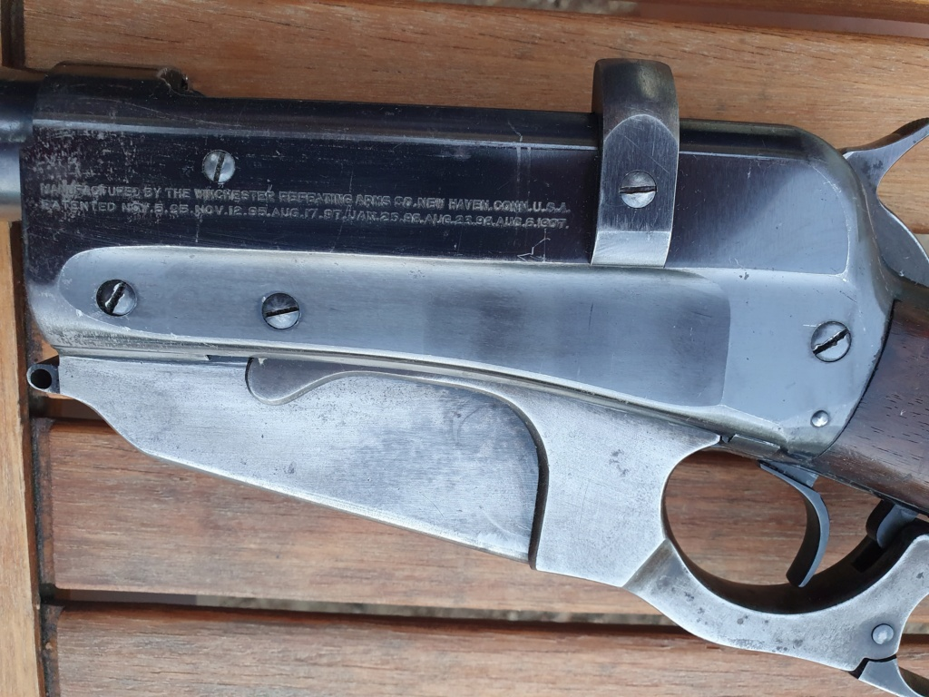 Ma Winchester 1895... Russe 20200830