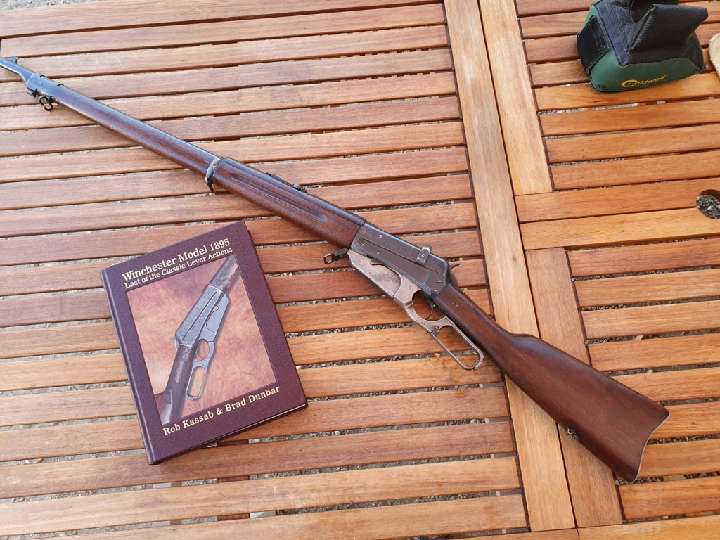 Ma Winchester 1895... Russe 20200847