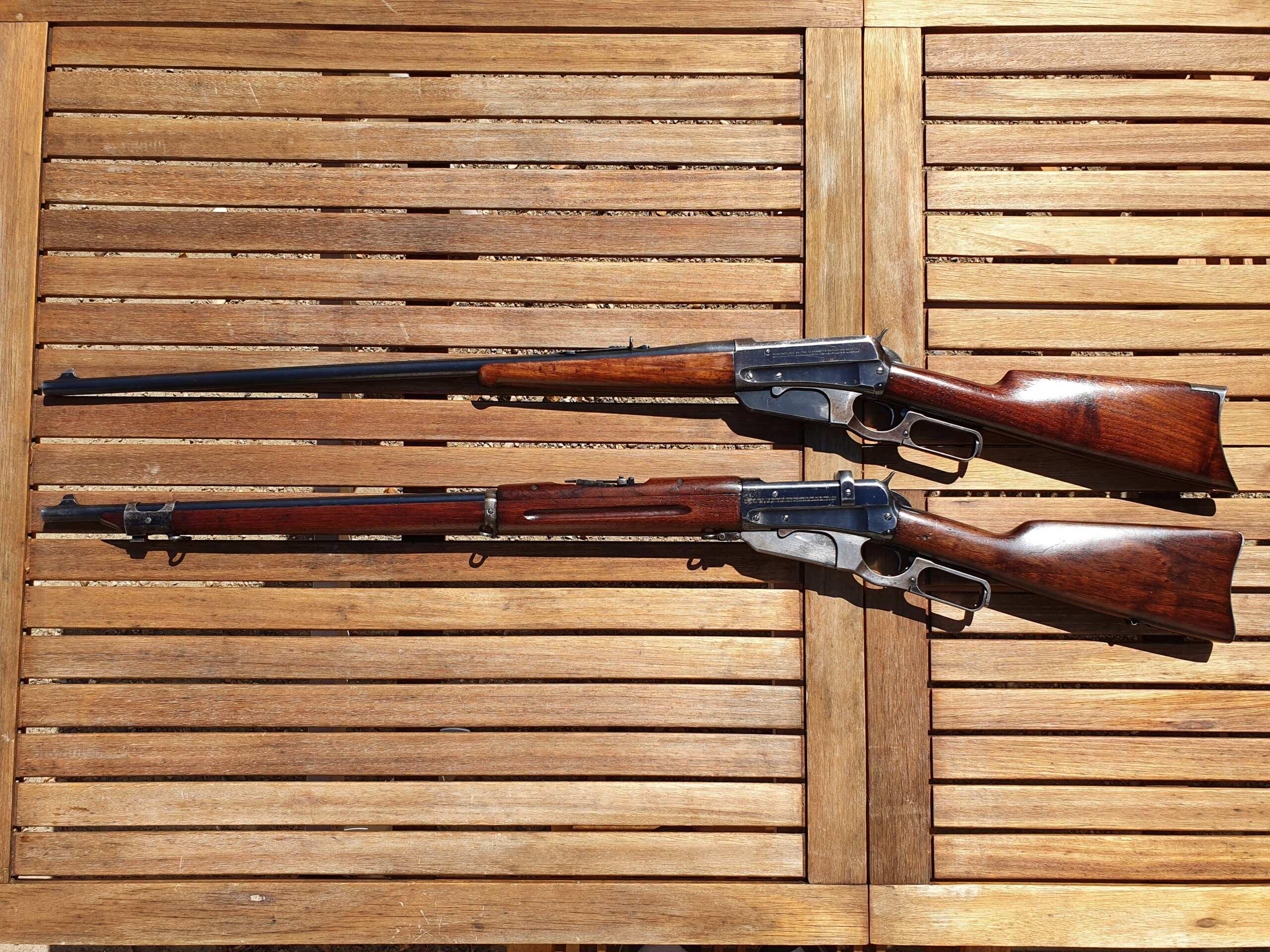 Ma Winchester 1895... Russe 20200910