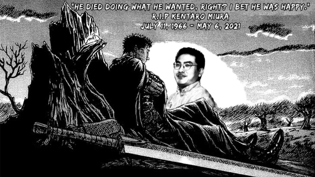 RIP Kentaro Miura 18741810