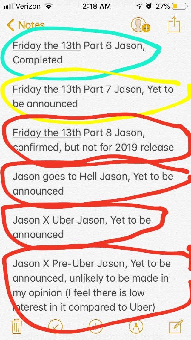 Leaked NECA Toys Ultimate Jason Voorhees & Friday the 13th Figures Line-Up 51297110