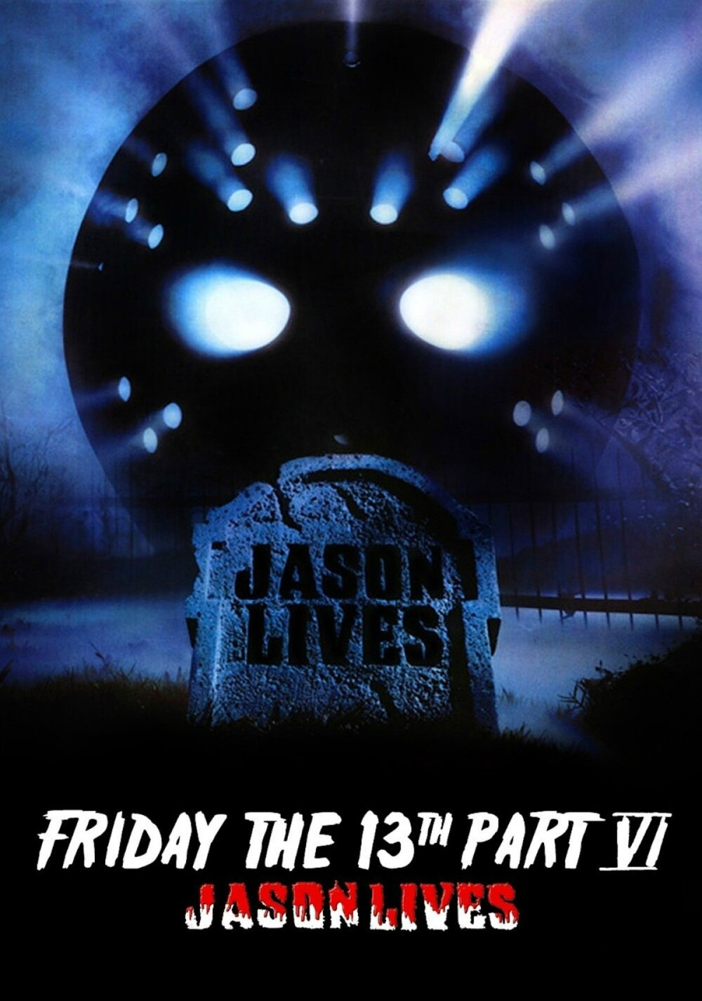 Review of Friday the 13th Part VI: Jason Lives F13p6p10