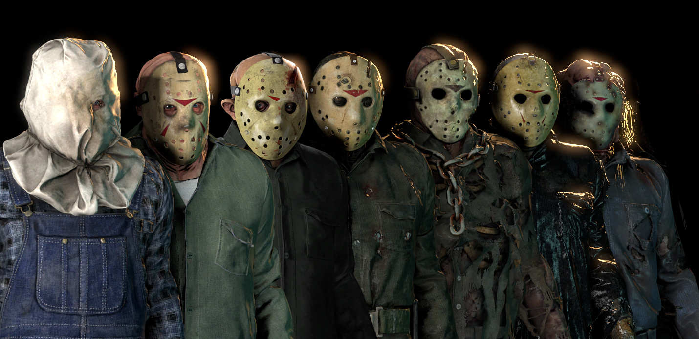 Which was the Most Brutal Version of Jason Voorhees? (Statistics Poll) Friday12