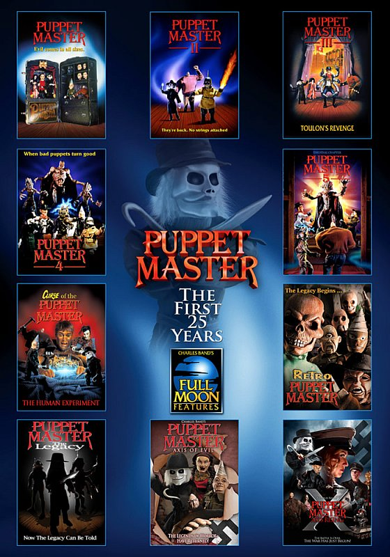 Puppet Master films in Chronological order Imgf7a10