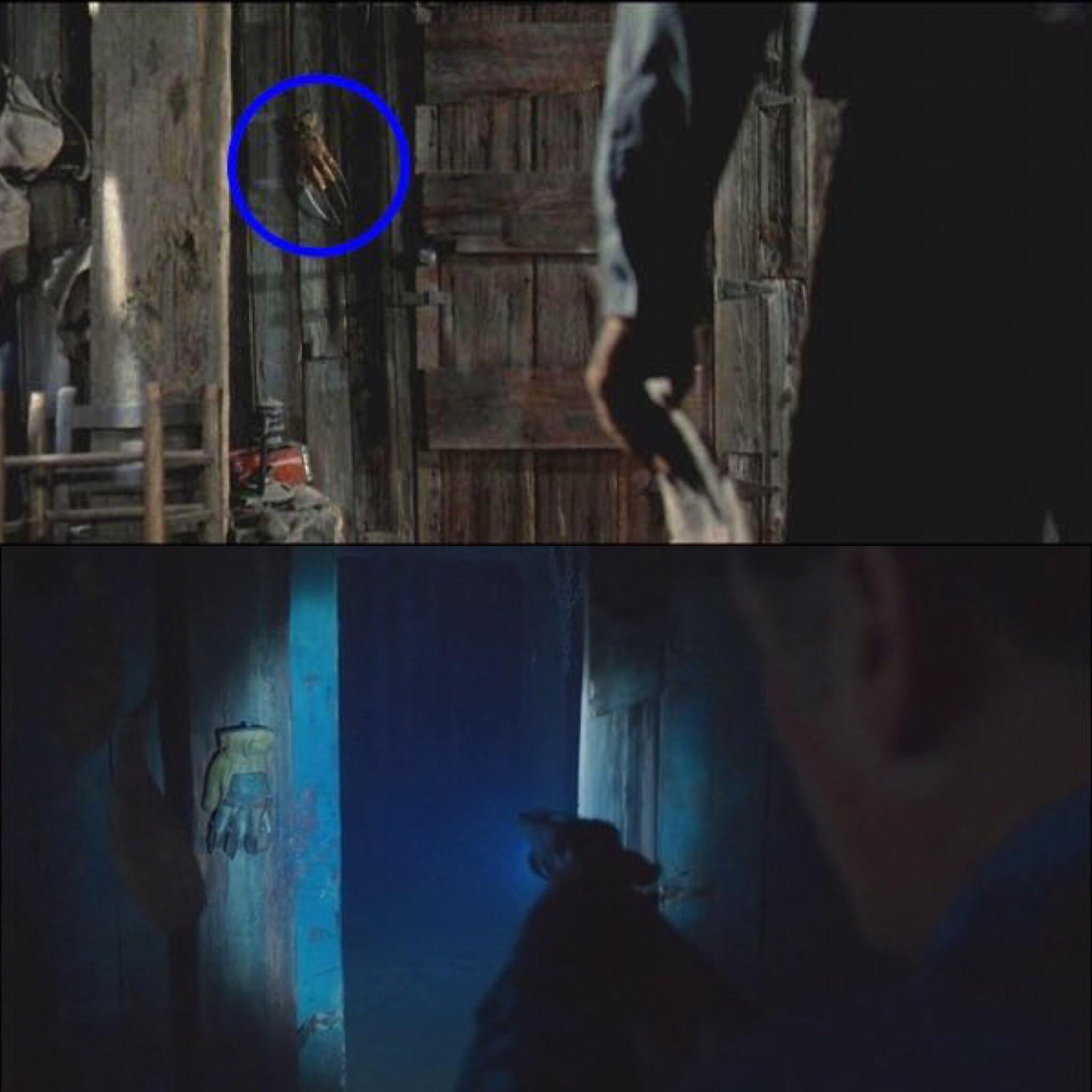 Freddy Krueger a Nightmare on Elmstreet Easter Eggs in the Evil Dead Franchise Jcjs7m10
