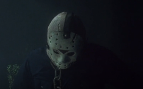Kane Hodder Cameoed as Part 6 Jason Voorhees in The New Blood Kanepa10