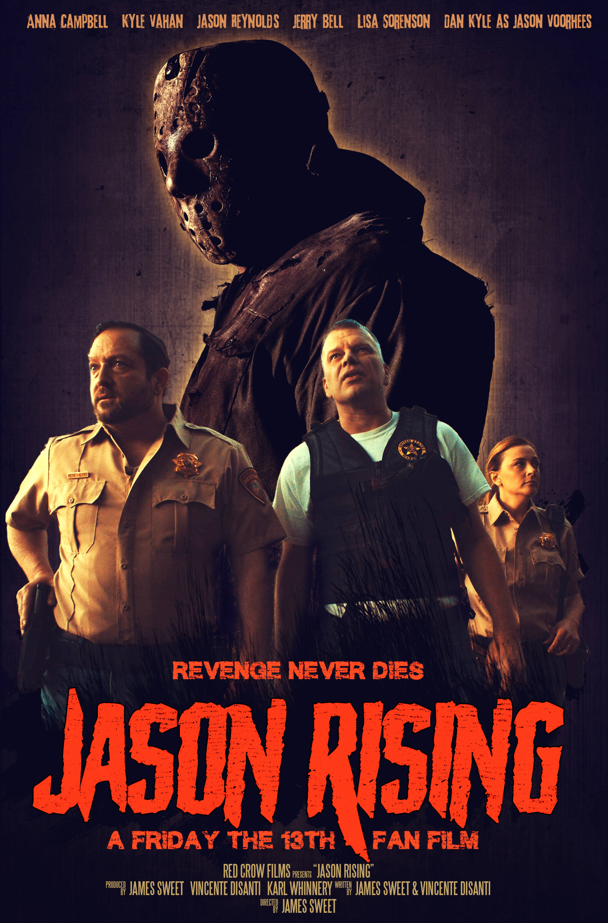Jason Rising (Friday the 13th Fan Film) Mv5bnm10
