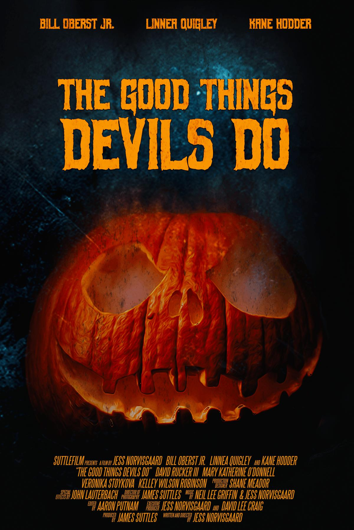 The Good Things Devils Do (Movie Review) Mv5bzd10