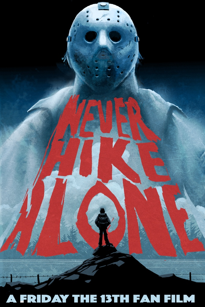 Never Hike Alone (Fanfilm) Review Mv5bzt10