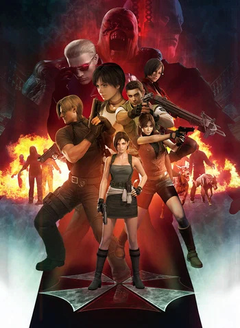 Are you a fan of Resident Evil?  Reside10
