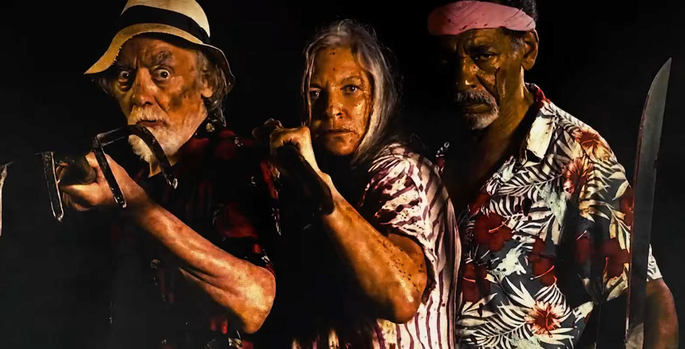 The Original Survivors of Day of the Dead Return For Night of the Living Dead II Screen10