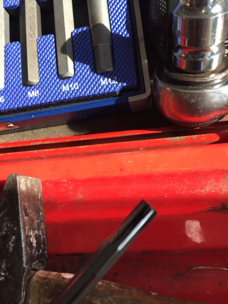Voyant pression huile moteur et bruit bizarre - Page 2 15381513