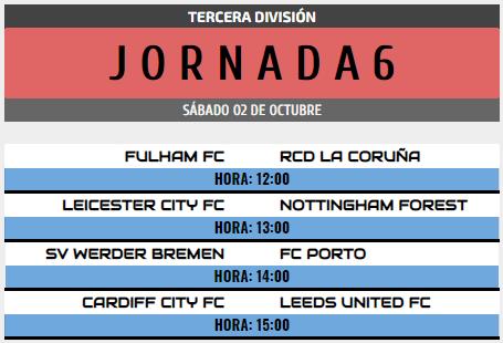 [AICv28] Horarios J6 de Ligas 1D, 2D, 3D & 4D // Octavos de Final de Copa AIC // J1 & J2 de Liga HF POD 3d_j610