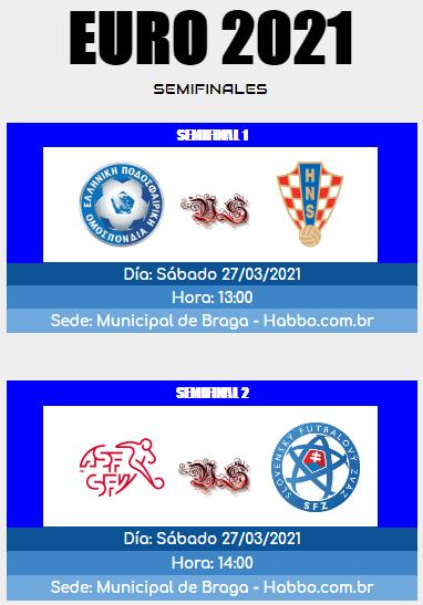 [AICv26] Horarios Semifinales, Finales & Terceros Lugares de la Euro Portugal 2021 & Euro U20 Portugal 2021 Semifi12