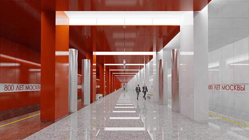 """Всё о метро в относительной близости от ЖК """"Летний сад"""" - действующие, строящиеся и проектируемые станции - Страница 14 3eefad10"""