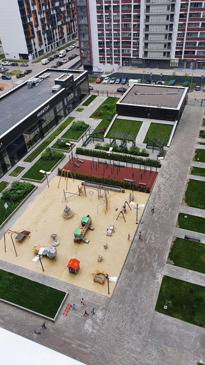 """Изображения ЖК """"Летний сад"""" (визуализации фасадов - общие виды проекта) - Страница 2 A110"""