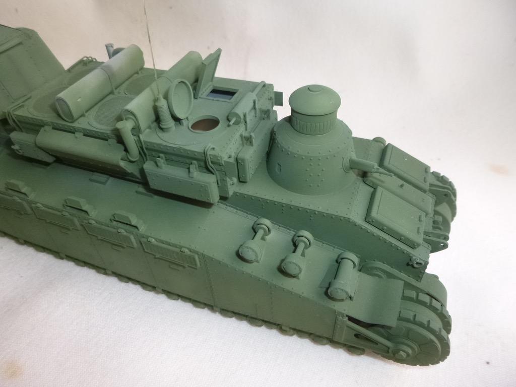 Char 2C, Meng 1/35 P1040815