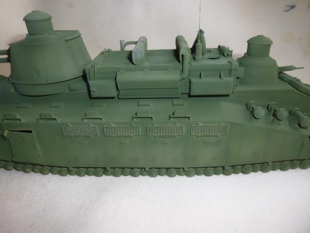 Char 2C, Meng 1/35 P1040816