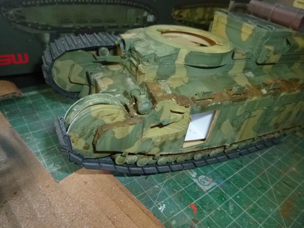 Char 2C, Meng 1/35 P1040818