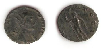 Antoniniano de Claudio II. IOVI STATORI. Roma 3611