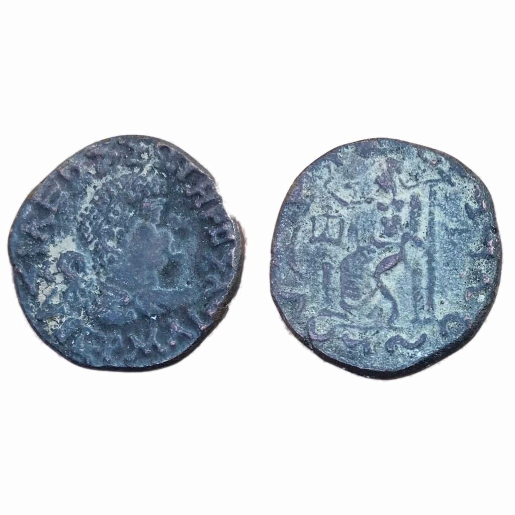 Lote monedas de Bactria S-l16015
