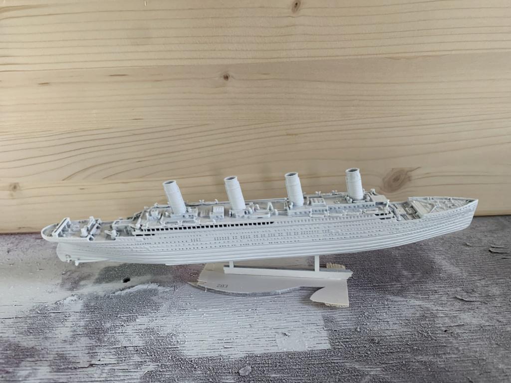 Titanic scala 1:1000 con stampante 3D Img_1011