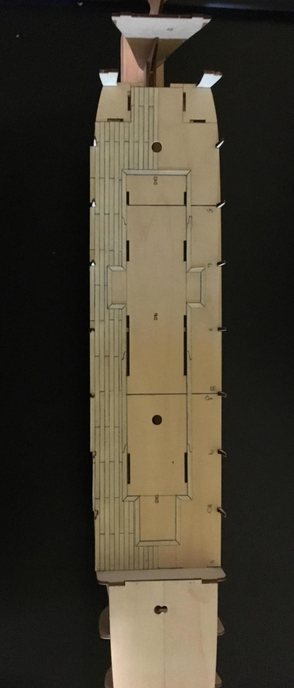 Veliero BELEM scala 1/75 kit di montaggio Unname10