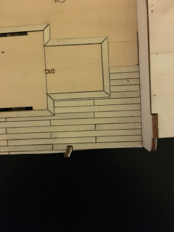 Veliero BELEM scala 1/75 kit di montaggio Unname11