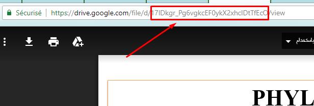 أفضل موقع لرفع ملفاتك ومشاركتها مع كيفية التحميل Google Drive  Screen14