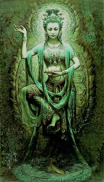 OT - Chinese Goddess Tara1x10