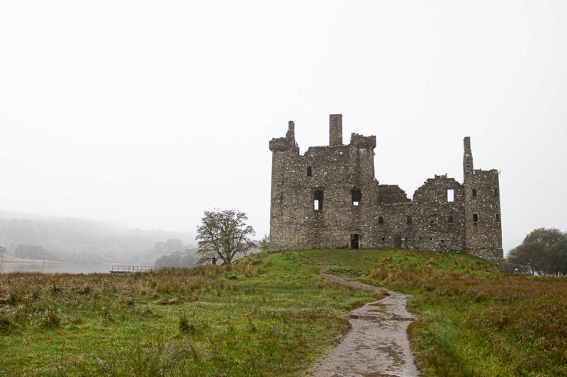 Kilchurn Castle 18092010